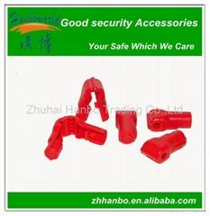 security lock tag Hanging display hook lock