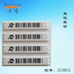 sensormatic label,barcode label,DR soft label,security label
