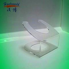 Crystal Clear Ipad Acrylic Stand