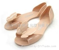 pvc crystal shoe mould