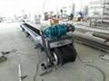 橡胶裙边带小型输送机 3