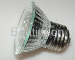 LED 射燈 MR16/GU10/E27 2