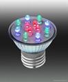LED 射燈 MR16/GU10/E27 3