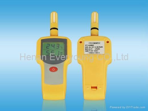 Portable Hygrometer 1