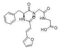 N-[3-(2-呋喃基)丙烯酰]-L-苯丙氨酰-甘氨酰-甘氨酸