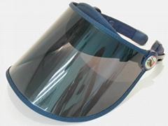 夏日必备防UV 胶片太阳帽