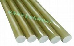 Epoxy fiberglass rods