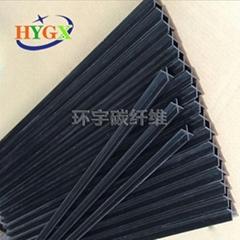 台球杆撑杅 碳纤维十字支架 耐高温碳纤维型材丁字角钢