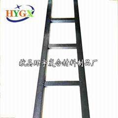 碳纖維梯子全碳纖維梯子加工