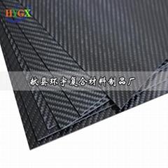 高强度耐高温碳纤维板