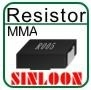模压合金功率型低阻值贴片电阻 – MMA