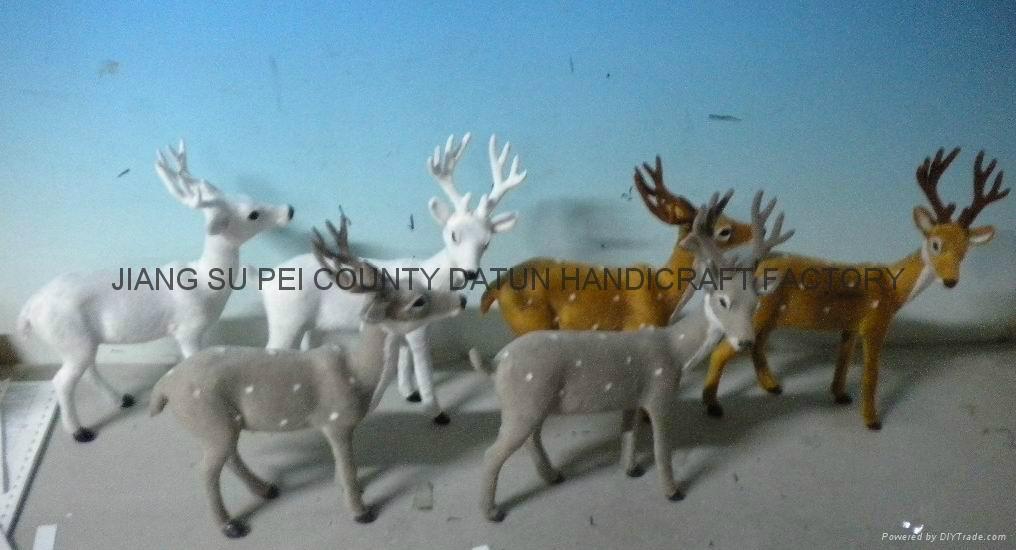 Christmas deer 3