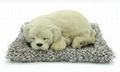 syntheic fur animal  sleeping dog 2