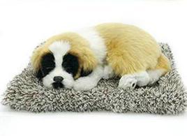 syntheic fur animal  sleeping dog 8