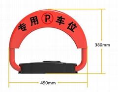山东青岛厂家生产批发双模遥控车位锁