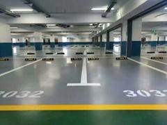 山東青島環氧樹脂耐磨地坪塗裝施工
