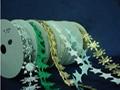 圣诞饰品配件—五角星、雪花、松