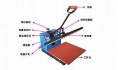 熱熔膠膜壓燙機