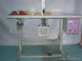 超音波蕾絲內衣縫焊機 3