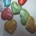 Multicolored heart