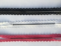 Special lace zipper 5