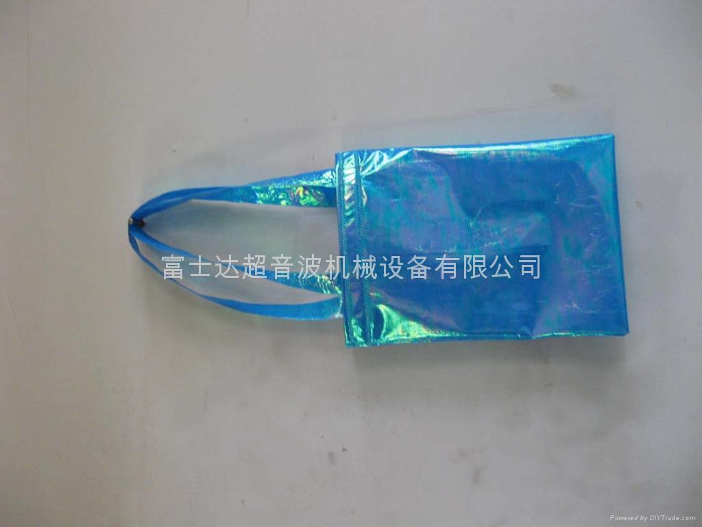 超音波電壓環保購物袋 1