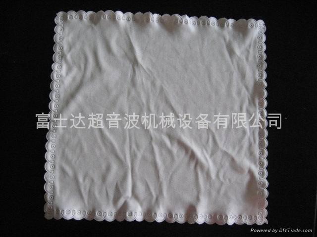 The glasses cloth, computer cloth