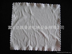 The glasses cloth, computer cloth