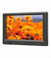669GL-70NP/C/T 利利普7寸高清hdmi觸摸屏顯示器 車載VGA監視器