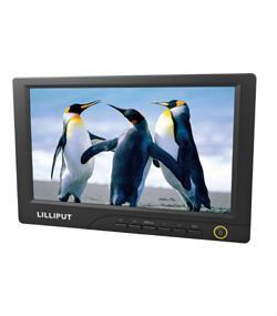 利利普 869GL-80NP/C 8寸高清hdmi監視器 16:9 VGA顯示器 1