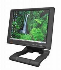 利利普 10.4寸高清HDMI DVI VGA 觸摸屏顯示器 800x600 分辨率