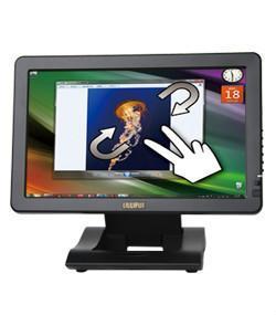 FA1012-NP/C/T 利利普10.1寸HDMI顯示器 電容多點觸摸顯示器VGA 1