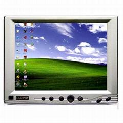 8寸 TFT 多媒体彩色监视器、显示器
