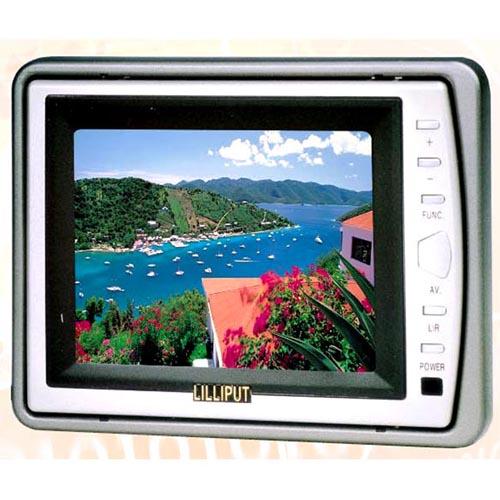 5.6寸 TFT 多媒體彩色液晶監視器 1