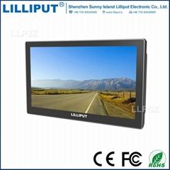 利利普A10 10.1寸4K高清摄影监视器3G-SDI HDMI Displayport接口