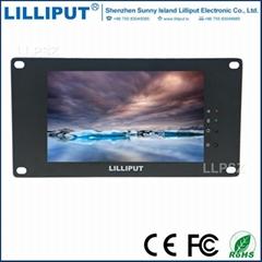 利利普7寸工業嵌入式平板電腦 全金屬外殼 win 7系統