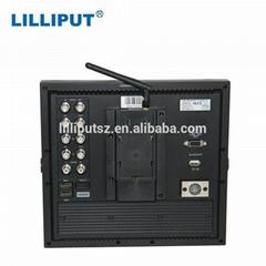 利利普 969FPV 高清9.7寸FPV航拍hdmi监视器 内置5.8G无线接收器