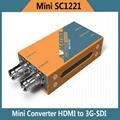 Micro SDI Converters, Video Signal