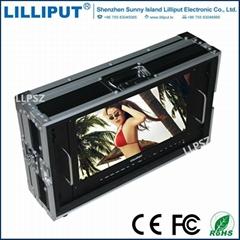 利利普 BM150-4K 15.6寸箱载式SDI导演监视器 4k HDMI摄影监视器