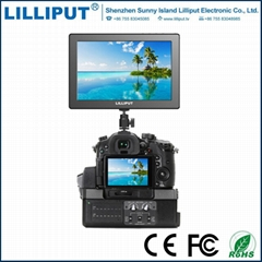 Lilliput A7 Portable 7 inch Full HD Monitor with HDMI input for 4K Camera