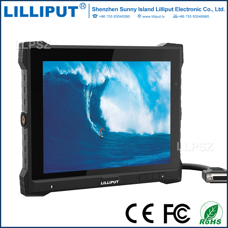 利利普 PC-9715 9.7寸工業移動數據終端 電容觸摸屏 IP64防水防塵 1
