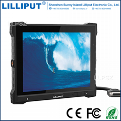 Lilliput PC-9715 PoE Touch Screen Computer With IP64 9.7 inch IPS Screen