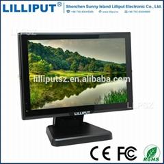 FA1014-NP/C/T 10寸IPS屏電容屏折疊支架觸摸顯示器hdmi監視器