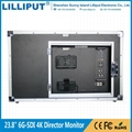Lilliput BM230-6G 23.8 inch Carry-on 4K 6G-SDI Broadcast Director Monitor 2