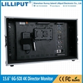 Lilliput BM150-6G 15.6 inch Ultra-HD 4K 6G-SDI Broadcast Monitor 3