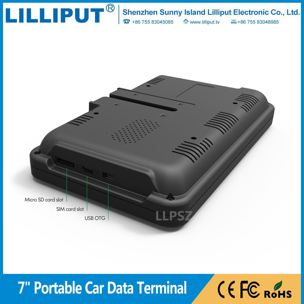 "Lilliput PC-7145 7"" Portable Navigation GPS Data Terminal with Android 5.1.1 2"