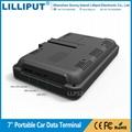 利利普 7寸安卓5.1.1系统 触摸移动数据终端 车队管理 PC-7145 2