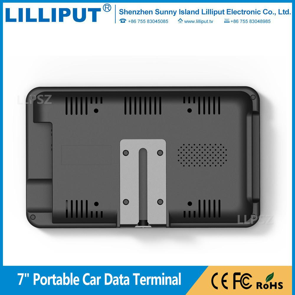 "Lilliput PC-7145 7"" Portable Navigation GPS Data Terminal with Android 5.1.1 3"