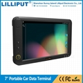 "Lilliput PC-7145 7"" Portable Navigation GPS Data Terminal with Android 5.1.1 1"