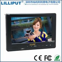 利利普7寸HD-SDI高清監視器 HDMI攝像顯示器 667GL-70NP/H/Y/S